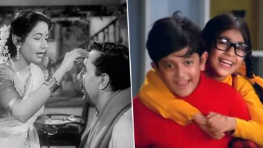 Raksha Bandhan 2018 Songs: 5 Bollywood Songs For Brothers and Sisters That Perfectly Define Sibling Relationship